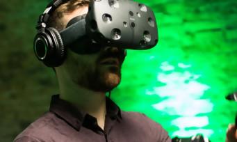 HTC Vive : pour le Black Friday, le casque VR haut de gamme baisse de prix !