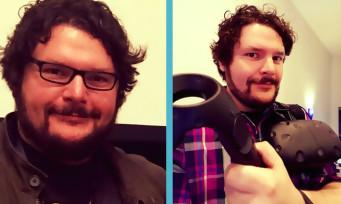 HTC Vive : un employé du studio Telltale a perdu 23 kilos grâce à la VR