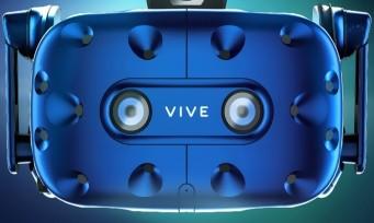 HTC Vive Pro : on connaît enfin son prix, et il va falloir casquer