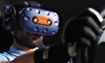 HTC : toutes les infos sur le casque VR Vive Pro McLaren Limited Edition