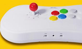 NeoGeo Stick Pro : c'est aussi une console avec 20 jeux intégrés, tous les détails !