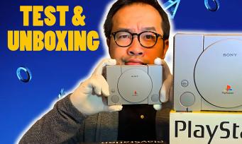 PlayStation Classic : déception ou cadeau idéal pour Noël ? (Test + Unboxing + Comparatif)