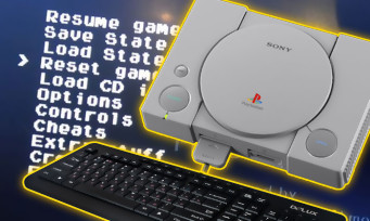 PlayStation Classic : on peut bidouiller la console en branchant un clavier, la faille en vidéo !