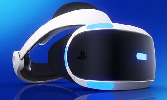 Playstation VR : Sony dévoile son line-up et annonce une date de sortie en France