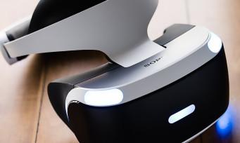 PlayStation VR : la sortie de deux gros jeux repoussée à 2018