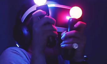 PS4 : Sony prévoit plus de 130 jeux sur PlayStation VR en 2018
