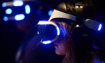 PlayStation VR : le casque de Sony franchit la barre du million d'unités vendues