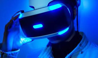 PlayStation VR : près de 1,3 million d'exemplaires vendus en 6 mois !