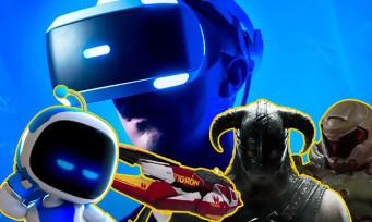 PlayStation VR : le Mega Pack se présente, 5 gros jeux pour un prix vraiment intéressant !
