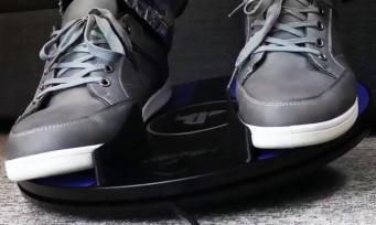 PS4 : Sony présente le 3dRudder, un tapis de pieds entièrement dédié au PlayStation VR !