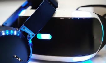 PlayStation VR : le casque utilisable sur Xbox one et PC !