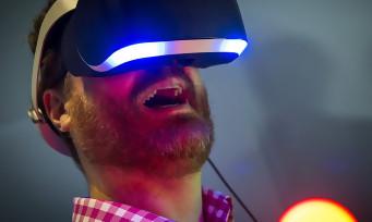 Japan Expo 2016 : le PlayStation VR en force avec cinq démos jouables