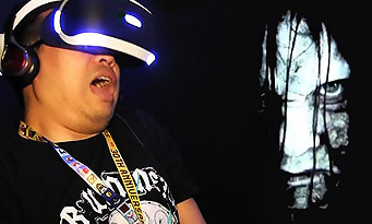 Project Morpheus : on a joué à Kitchen, le jeu d'horreur de Capcom et on est encore sous le choc !