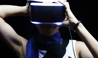 Project Morpheus : les démos E3 2015 de London Heist révélées en 2 vidéos