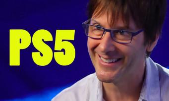 PS5 : Mark Cerny, l'architecte de la PS4, serait à nouveau aux commandes