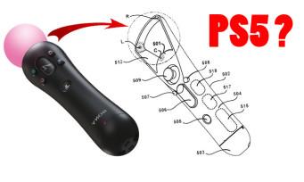 PS Move : un nouveau brevet déposé par Sony, la PS5 en ligne de mire ?