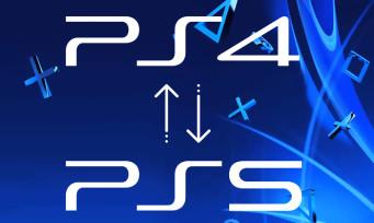 PS5 : Sony annonce la rétrocompatibilité du jeu en ligne, du crossplay avec la PS4 !