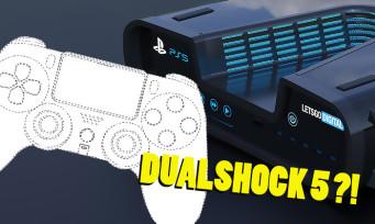 PS5 : une  nouvelle image de la manette a fuité, un modèle plus rondouillard que la DualShock 4 ?
