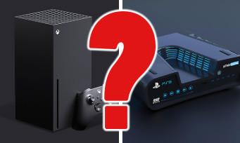 PS5 : la console moins puissante que la Xbox Series X ?