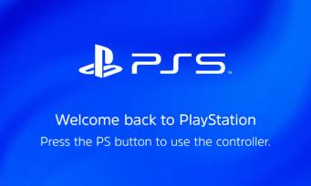 PS5 : un fan imagine la vidéo de démarrage parfaite et fait le buzz