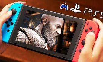 PS5 : le remote play bientôt possible sur Switch ? Sony fait un sondage plus qu'intéressant