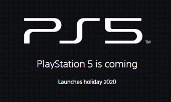PS5 : le site officiel vient tout juste d'apparaître, l'excitation se fait sentir
