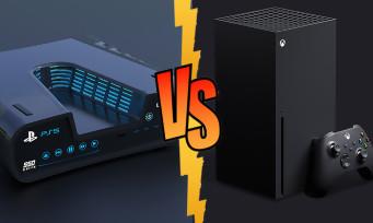 PS5 vs Xbox Series X : on peut enfin comparer techniquement les deux consoles, qui a la plus grosse ?
