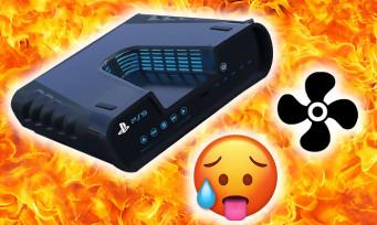 PS5 : la console en proie à des problèmes de surchauffe ? La rumeur qui a de quoi inquiéter