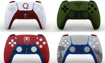 PS5 : les fans imaginent déjà les futurs coloris de la DualSense, certains modèles font vraiment envie