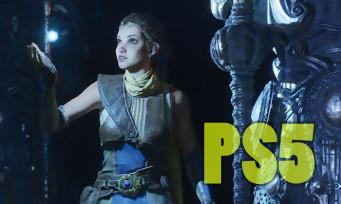 PS5 : Epic Games dévoile une splendide démo tournant avec l'Unreal Engine 5, la next gen' arrive !
