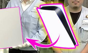 PS5 : voici la toute première photo de la console, c'est une sacrée bête