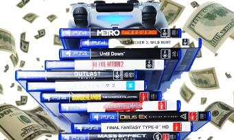 PS5 & Xbox Series X : vers des jeux vendus plus de 70€ pour la next gen' ?