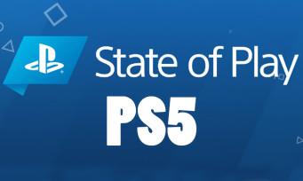 PS5 : la date et l'horaire du prochain State of Play dévoilés ?
