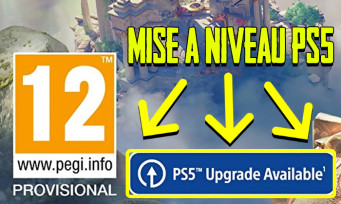 PS5 : voici à quoi ressemblera l'upgrade next-gen sur les jaquettes PS4