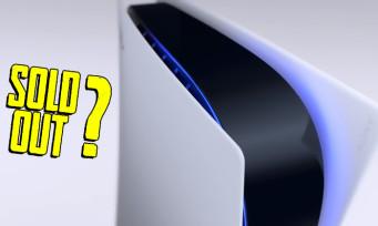 PS5 : Sony produirait beaucoup moins de consoles que prévu à cause de la crise, les chiffres