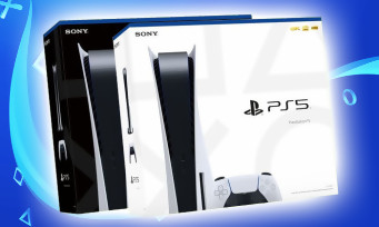 PS5: this is what the boxes of the two PlayStation 5 models will look like