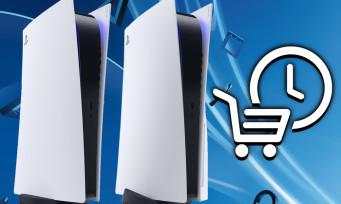 PS5 : les précommandes sont ouvertes, voici où vous pouvez acheter la console