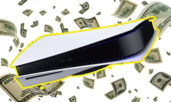 PS5 : les spéculateurs revendent déjà leurs précommandes à prix d'or
