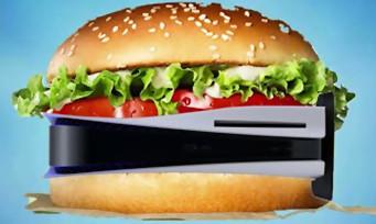 PS5 : 1000 consoles offertes, un concours de folie chez Burger King