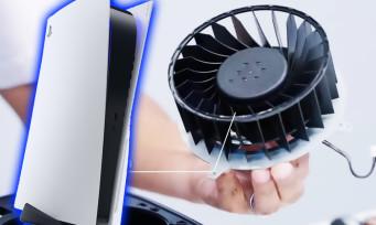 PS5 : le ventilateur sera optimisé grâce à des mises à jour, les explications