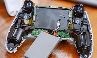 DualSense : la manette PS5 se fait désosser à son tour, on découvre ses entrailles ensemble