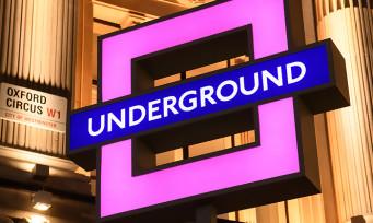 PS5 : Sony met le métro de Londres aux couleurs de PlayStation