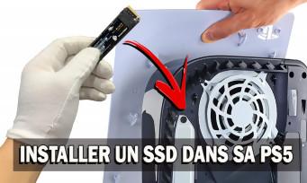 Tuto PS5 : comment installer un disque SSD supplémentaire dans la console