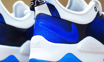 PlayStation teams up with Nike for PS5 sneakers, first photos full of details