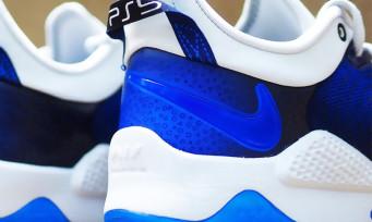 PlayStation s'associe avec Nike pour des sneakers PS5, premières photos pleines de détails