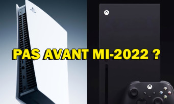 PS5 & Xbox Series X: a shortage prolonged until mid-2022, a very pessimistic Chinese company