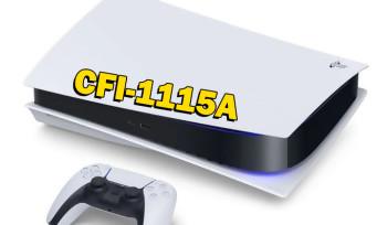PS5 : un nouveau modèle repéré, de petits changements prévus