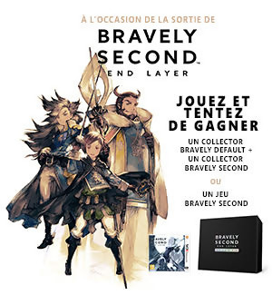 Jeu-concours Bravely Second : End Layer