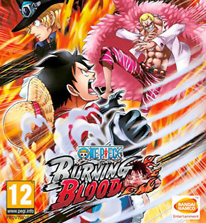 One Piece Burning Blood : 10 jeux PS4 à gagner !