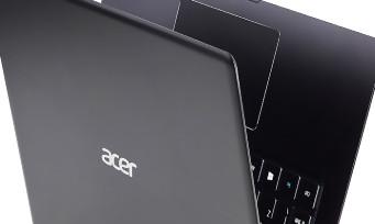 ACER Swift 7 : voici le PC portable le plus fin du monde, moins épais qu'un smartphone !